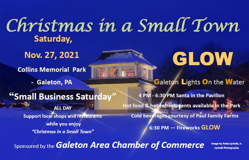 Galeton Area Chamber of Commerce - Christmas In A Small Town